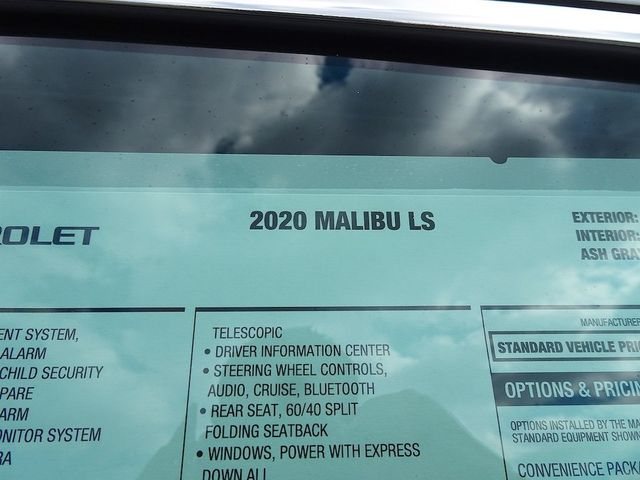 2020 Chevrolet Malibu LS Madison, NC 44