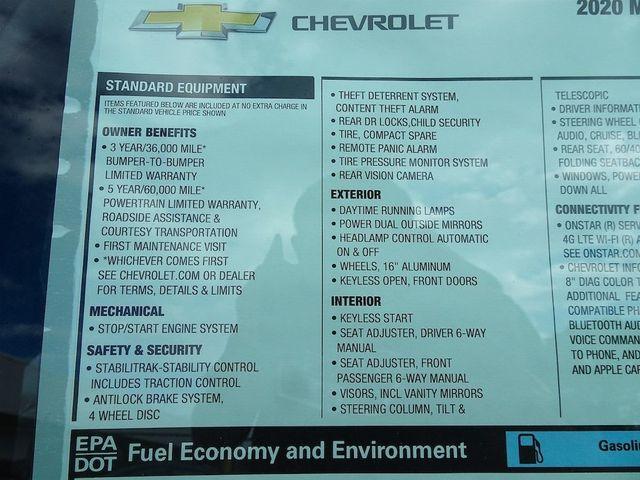 2020 Chevrolet Malibu LS Madison, NC 46
