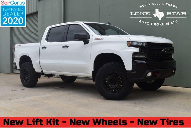 2020 Chevrolet Silverado 1500 LT Trail Boss   Arlington, TX   Lone Star Auto Brokers, LLC-[ 2 ]