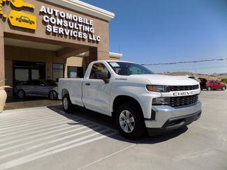 2020 Chevrolet Silverado 1500 Work Truck in Bullhead City, AZ 86442-6452