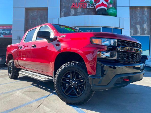 2020 Chevrolet Silverado 1500 Custom Trail Boss in Calexico, CA 92231