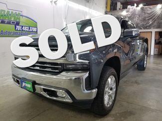 2020 Chevrolet Silverado 1500 LTZ Crew 6.5ft Duramax in Dickinson, ND 58601