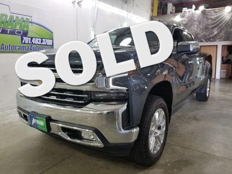 2020 Chevrolet Silverado 1500 LTZ Crew  6.5ft Duramax in Dickinson, ND