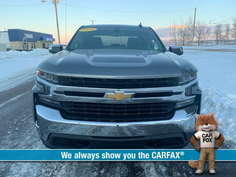 2020 Chevrolet Silverado 1500 LT  city MT  Bleskin Motor Company   in Great Falls, MT