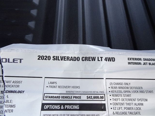 2020 Chevrolet Silverado 1500 LT Madison, NC 49