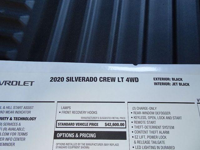 2020 Chevrolet Silverado 1500 LT Madison, NC 48