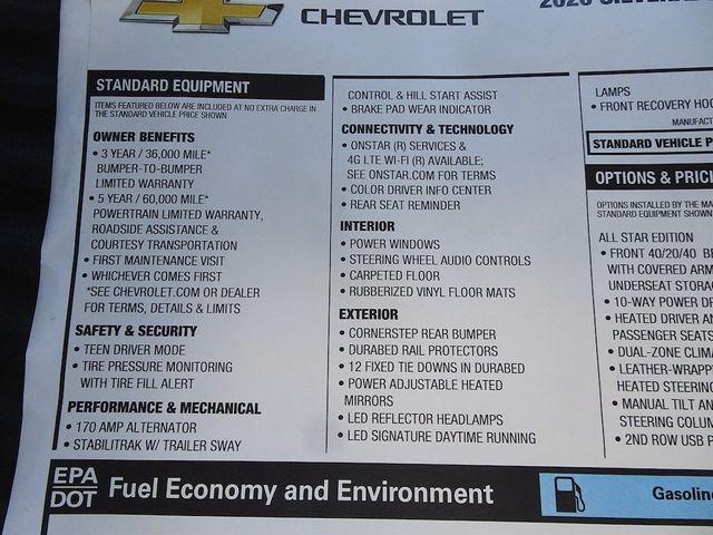2020 Chevrolet Silverado 1500 LT Madison, NC 50