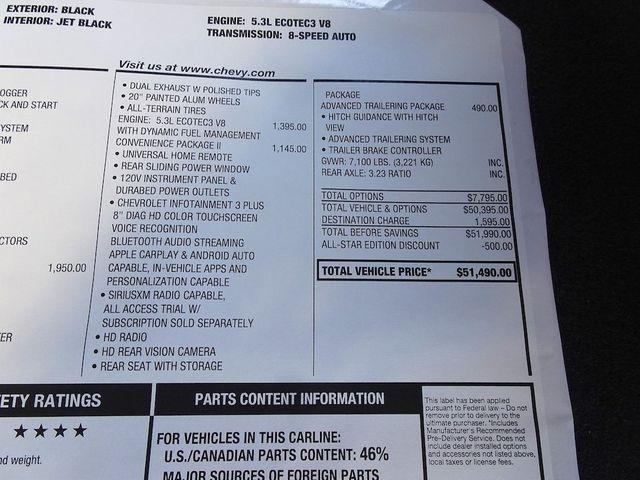2020 Chevrolet Silverado 1500 LT Madison, NC 52