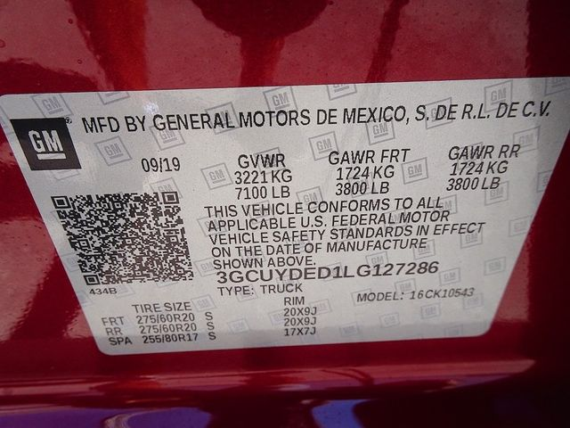 2020 Chevrolet Silverado 1500 LT Madison, NC 55