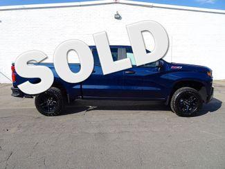 2020 Chevrolet Silverado 1500 Custom Trail Boss Madison, NC
