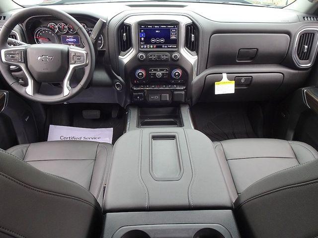 2020 Chevrolet Silverado 1500 LT Trail Boss Madison, NC 37