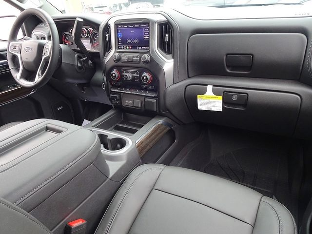 2020 Chevrolet Silverado 1500 LT Trail Boss Madison, NC 39