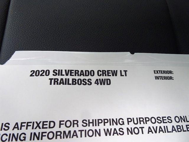 2020 Chevrolet Silverado 1500 LT Trail Boss Madison, NC 47