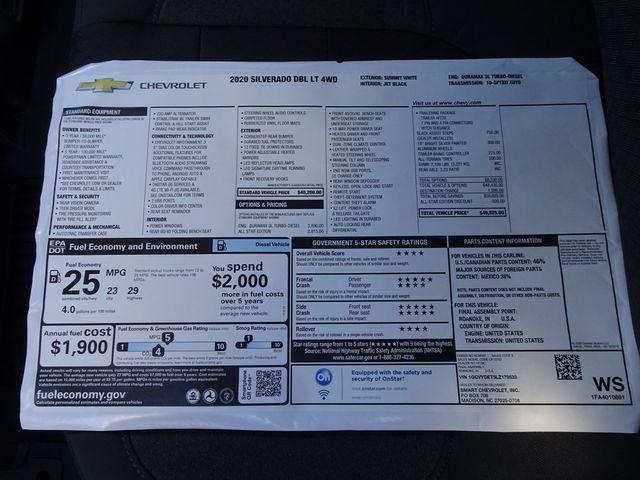 2020 Chevrolet Silverado 1500 LT Madison, NC 49