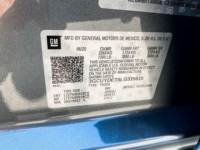 2020 Chevrolet Silverado 1500 LT Madison, NC 41