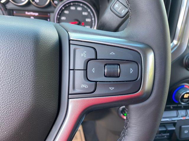 2020 Chevrolet Silverado 1500 RST Madison, NC 35