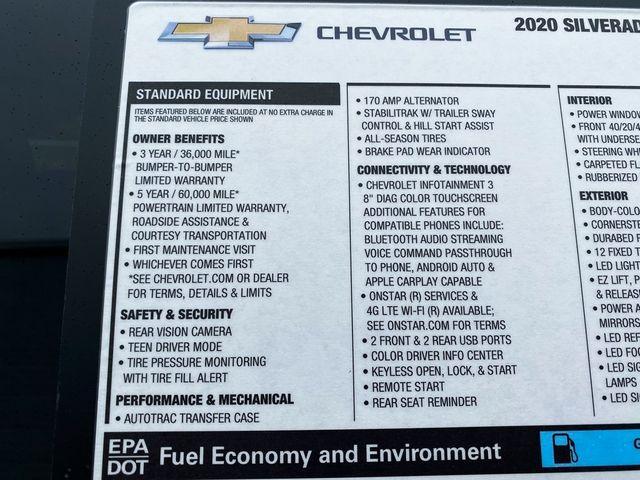 2020 Chevrolet Silverado 1500 RST Madison, NC 19