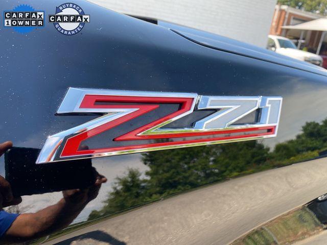 2020 Chevrolet Silverado 1500 RST Madison, NC 9
