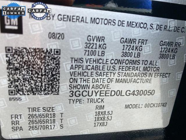 2020 Chevrolet Silverado 1500 RST Madison, NC 50