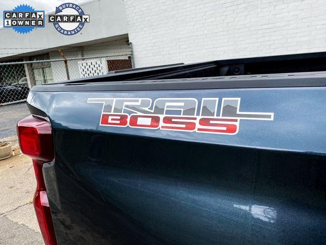 2020 Chevrolet Silverado 1500 Custom Trail Boss Madison, NC 16