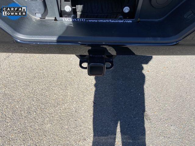 2020 Chevrolet Silverado 1500 Custom Trail Boss Madison, NC 18