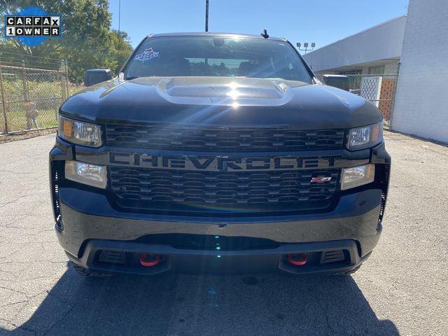 2020 Chevrolet Silverado 1500 Custom Trail Boss Madison, NC 6