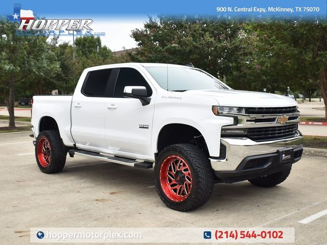 2020 Chevrolet Silverado 1500 LT CUSTOM LIFT/WHEELS AND TIRES
