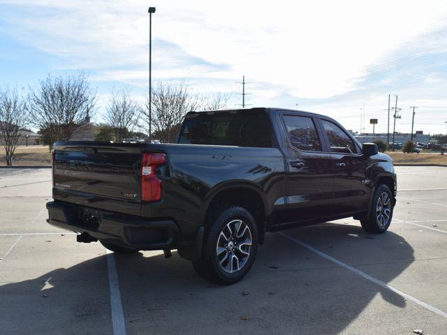 2020 Chevrolet Silverado 1500 RST in McKinney, Texas 75070