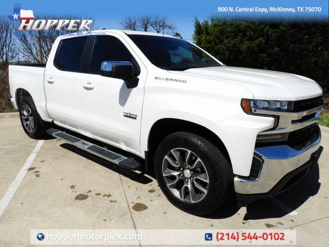 2020 Chevrolet Silverado 1500 LT Texas Edition