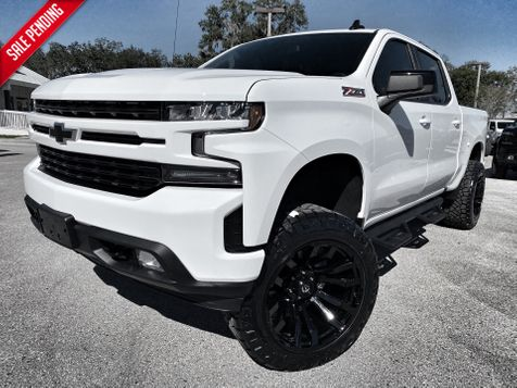 2020 Chevrolet Silverado 1500 RST Z71 CUSTOM LIFTED 4X4 V8 CREWCAB BRAND NEW in Plant City, Florida