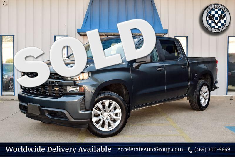 2020 Chevrolet Silverado 1500 Custom in Rowlett Texas