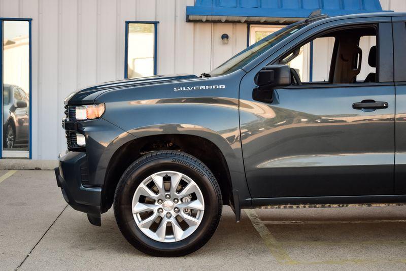2020 Chevrolet Silverado 1500 Custom in Rowlett, Texas