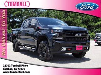 2020 Chevrolet Silverado 1500 LT Trail Boss in Tomball, TX 77375