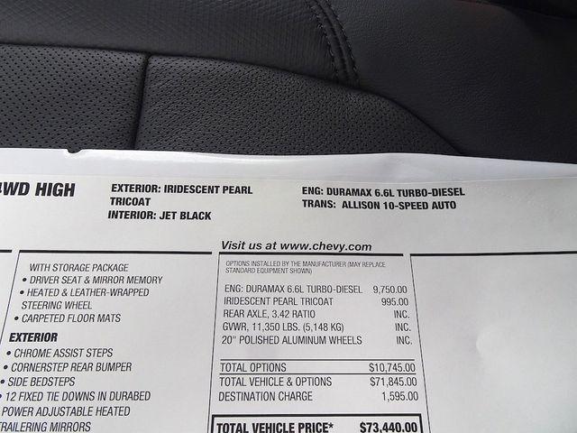 2020 Chevrolet Silverado 2500HD High Country Madison, NC 58