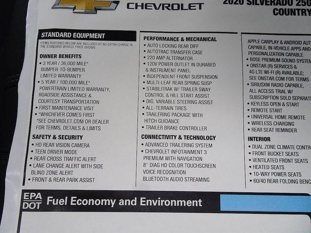 2020 Chevrolet Silverado 2500HD High Country Madison, NC 59