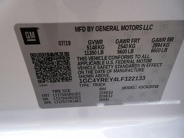 2020 Chevrolet Silverado 2500HD High Country Madison, NC 62