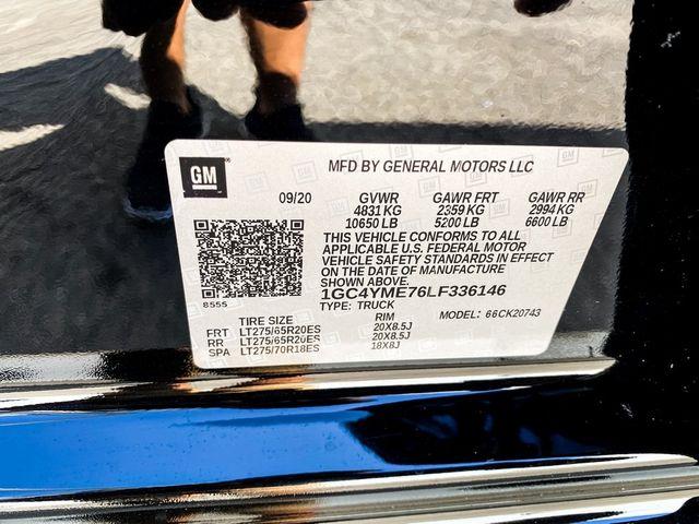 2020 Chevrolet Silverado 2500HD Custom Madison, NC 36