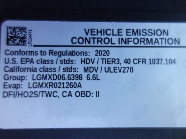 2020 Chevrolet Silverado 2500HD High Country in Marion, AR 72364