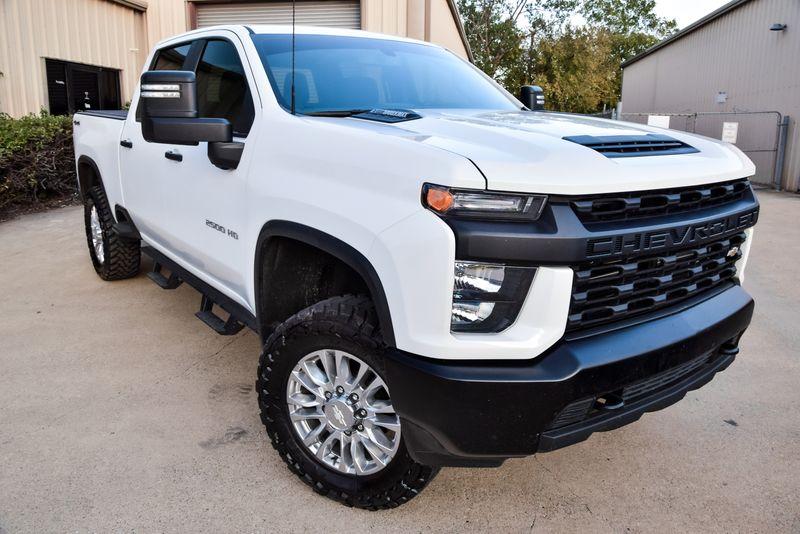 2020 Chevrolet Silverado 2500HD Work Truck in Rowlett, Texas