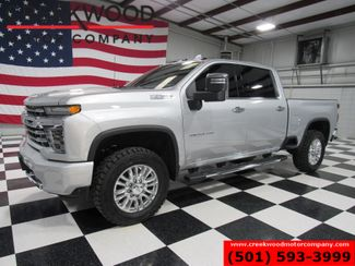 2020 Chevrolet Silverado 2500HD High Country 4x4 Diesel Leveled 35s Nav 20s 1Owner in Searcy, AR 72143