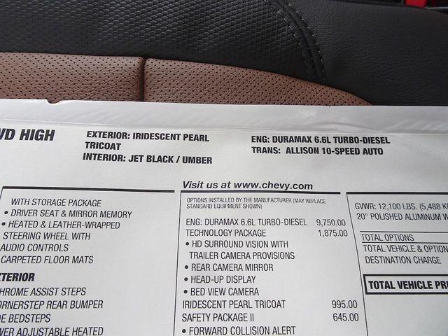 2020 Chevrolet Silverado 3500HD High Country Madison, NC 56