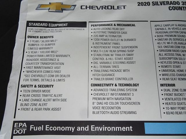 2020 Chevrolet Silverado 3500HD High Country Madison, NC 57