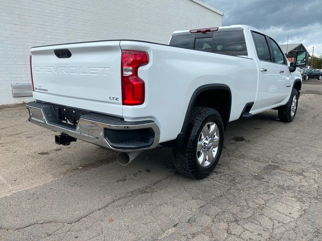 2020 Chevrolet Silverado 3500HD LTZ Madison, NC 1