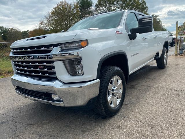 2020 Chevrolet Silverado 3500HD LTZ Madison, NC 5