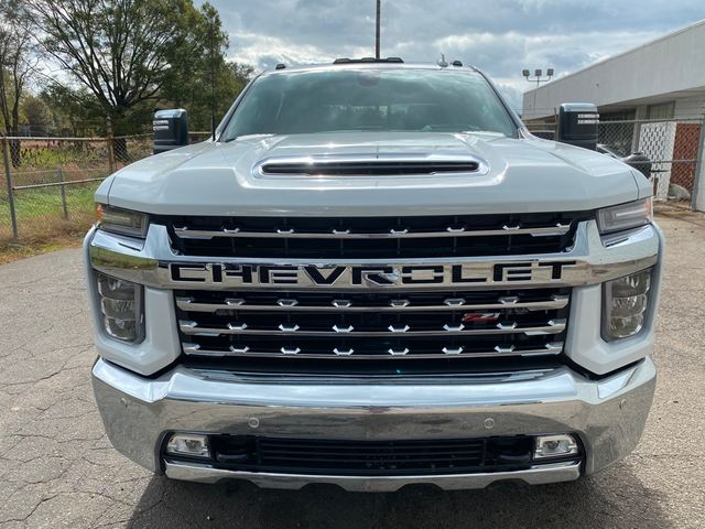 2020 Chevrolet Silverado 3500HD LTZ Madison, NC 6