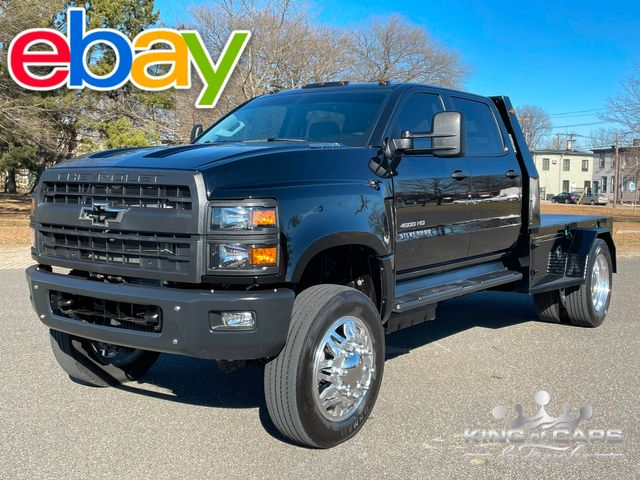 2020 Chevrolet Silverado 4500 HD DURAMAX 4X4 NAV MINT ONLY 22K MILE in Woodbury, New Jersey 08093