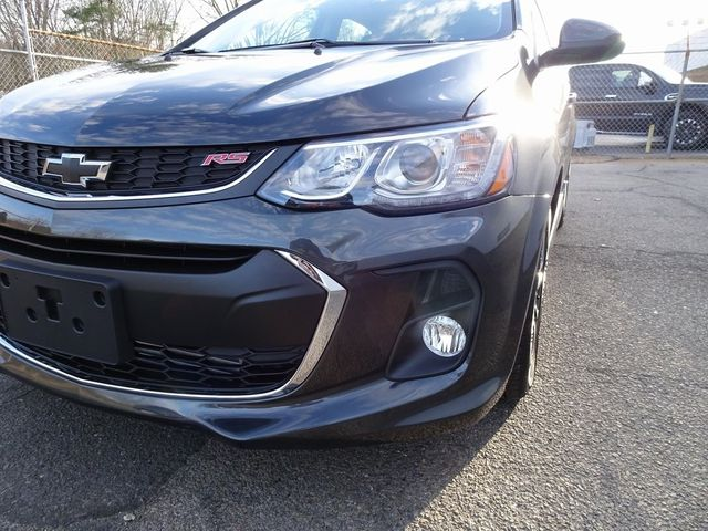 2020 Chevrolet Sonic LT Madison, NC 9