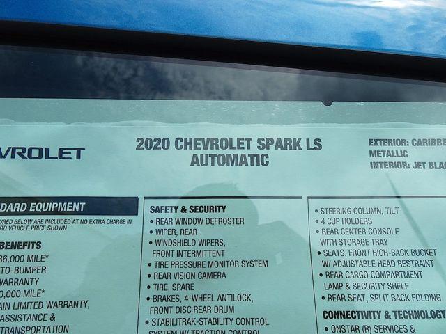 2020 Chevrolet Spark LS Madison, NC 38