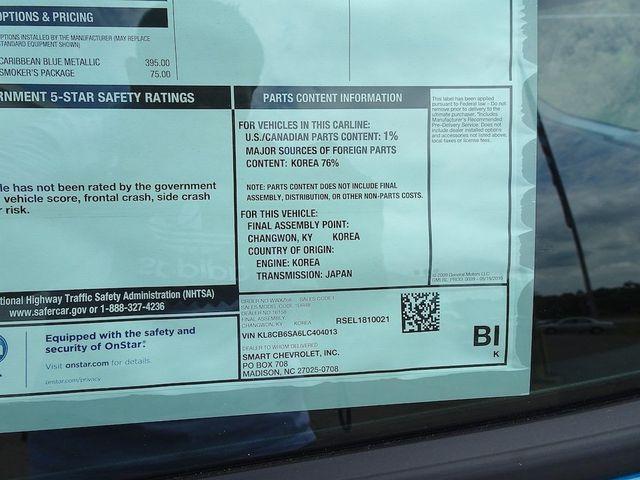2020 Chevrolet Spark LS Madison, NC 43