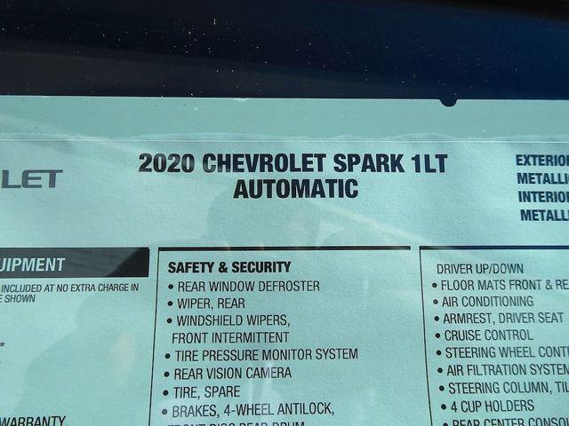 2020 Chevrolet Spark LT Madison, NC 41